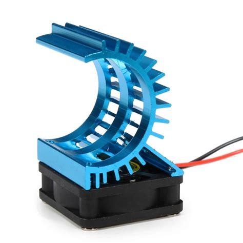 heat sink description buy aluminum heat sink cooling fan for rc motor