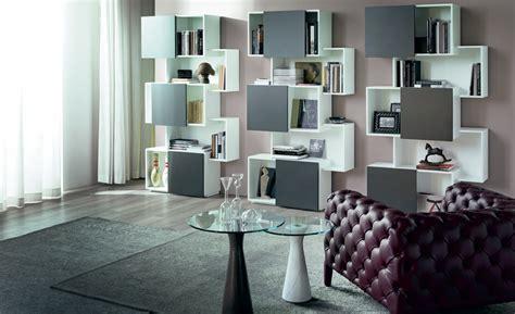 librerie a pavia cattelan italia libreria piquant complementi