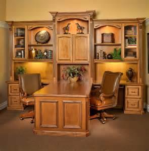 Partner Desk With Hutch Custom Built Partner S Desk Maple Wood Traditional Furniture Ta By Furniture Design