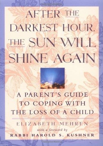 lifeline a parent s guide to coping with a child s serious or threatening issue books after the darkest hour the sun will shine again a parent