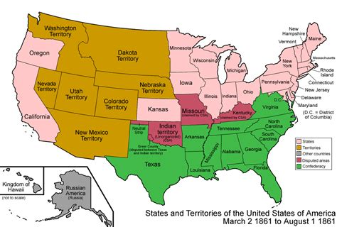 usa map usa states 067 states and territories of the united states of america