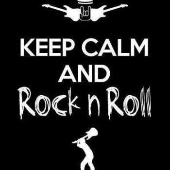 Keep Calm Rock On Oceanseven the world s catalog of ideas