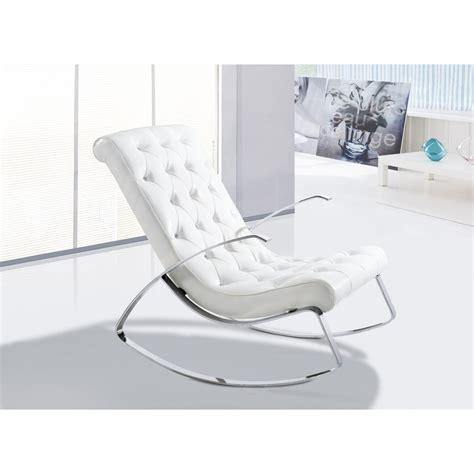 fauteuil a bascule design fauteuil 224 bascule design freud