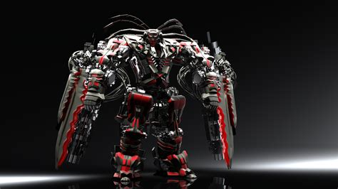 wallpaper keren robot awesome hd robot wallpapers backgrounds for free download