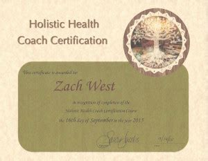 Become A Health Coach Holistic Mba by About Me Nohelani