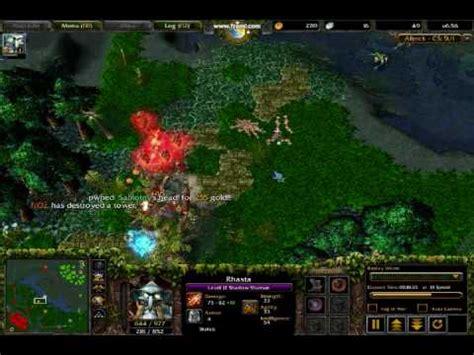 warcraft v 3 ghostlands dota warcraft iii frozen throne clinkz rhasta best video ever with audio youtube