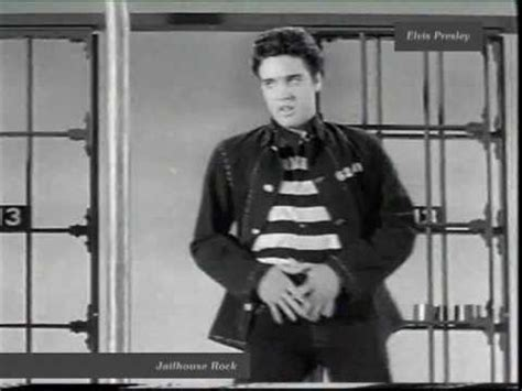 jail house rock elvis presley jailhouse rock 0815007 youtube