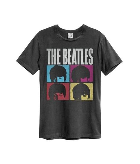 Tshirt The Beatles 5 the beatles t shirt lucille