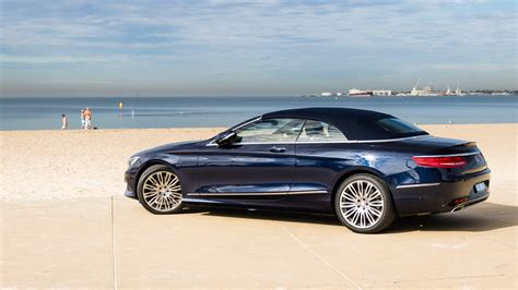 convertible mercedes 2017 2017 mercedes benz s500 cabriolet review caradvice