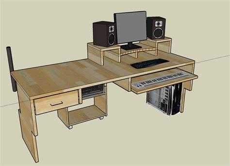 eigenbau schreibtisch eigenbau schreibtisch m 246 bel ideen und home design