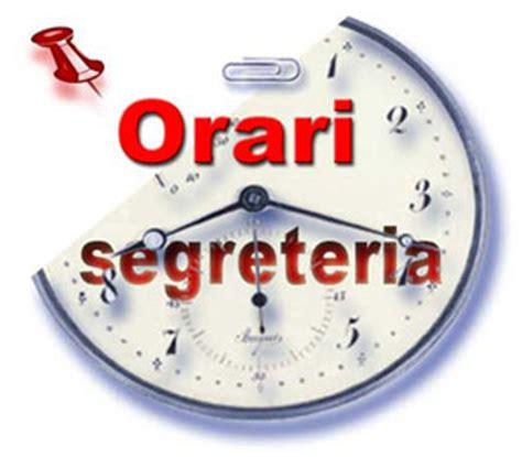 segretaria ufficio legale orari apertura segreteria istituto comprensivo di
