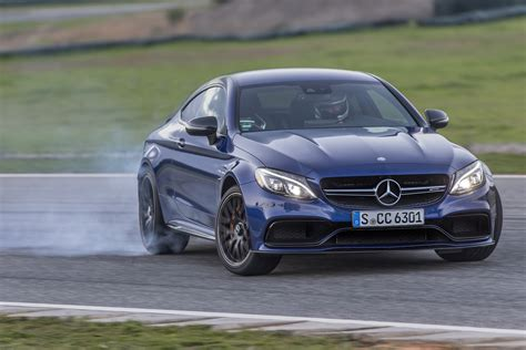 2017 mercedes amg c63 s coupe drive reiew