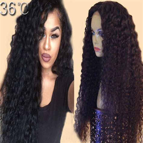 16 inch weave with chinese bangs brazilian virgin hair lace front wigs cheap human hair