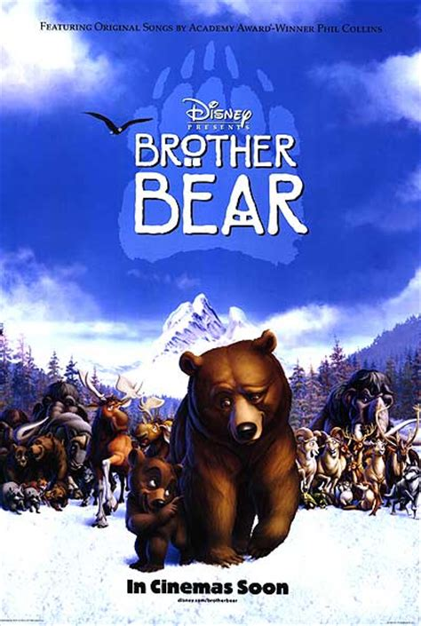 Brother Bear 2003 Full Movie Brother Bear 2003 Movieboozer