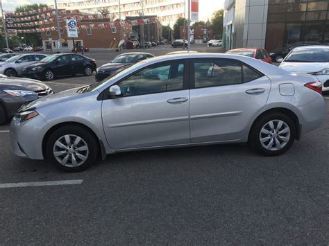 toyota used inventory used 2016 toyota corolla in lachine used inventory