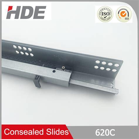 kitchen drawer slides top mount kitchen cabinet top bottom mounted concealed slide for