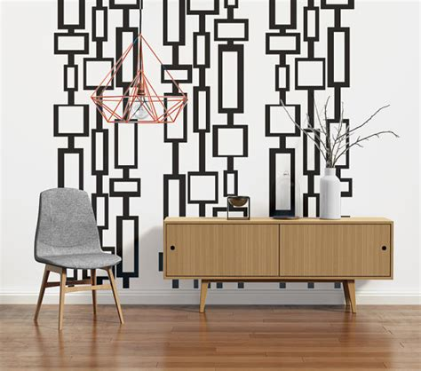 mid century modern wall decor mid century modern decor modern wall decals mid century