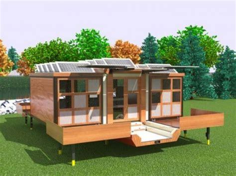 unique modern compact mobile housing design