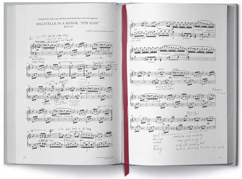 lang lang piano book presto sheet