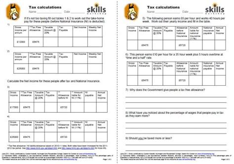 Money Management Worksheets by Money Skills Worksheets Image Search Results