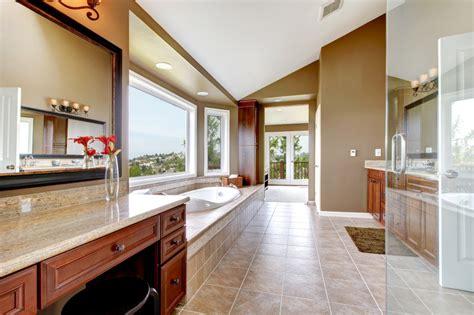 master bathroom umgestalten kosten badezimmer gestalten mit neuen ideen zum wohlf 252 hlbad