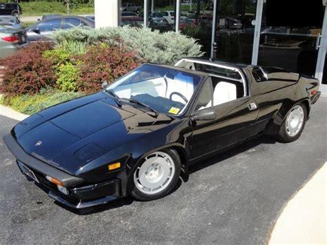 1985 Lamborghini Jalpa For Sale 1985 Used Lamborghini Jalpa Targa At Sports Car Company