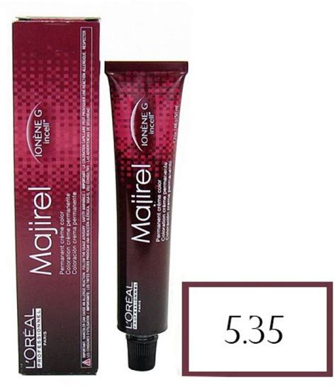 l oreal majirel hair color 5 6 5r ionene g incell permanent professional dye new ebay l oreal majirel hair color hair color price