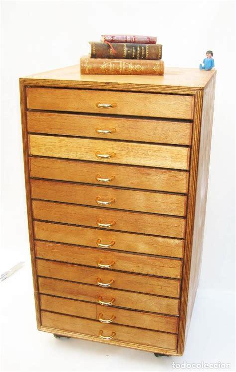 mueble vintage mueble de merceria restaurado vintage cajonera comprar