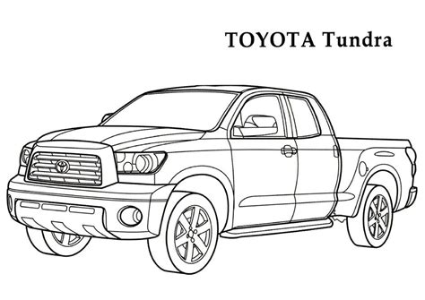 coloring pages toyota cars toyota coloring pages printable coloring page kids