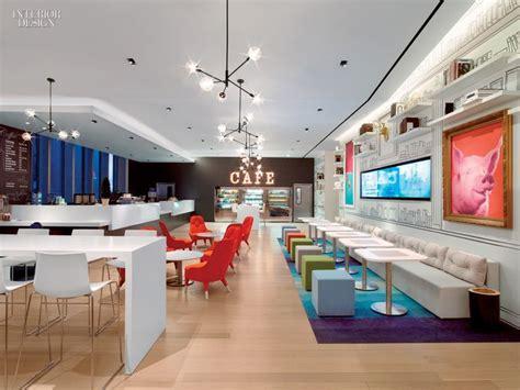 interior design magazine viacom 5 firms design viacom s midtown nyc headquarters