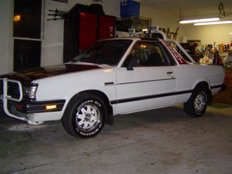 1987 subaru brat granster69 1987 subaru brat specs photos modification