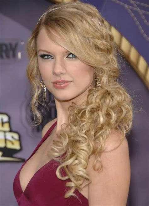taylor swift prom hairstyles tutorial beauty inspirations taylor swift taylor swift side