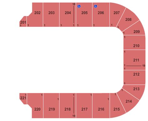 bancorpsouth arena seating capacity disney on tickets seating chart bancorpsouth arena