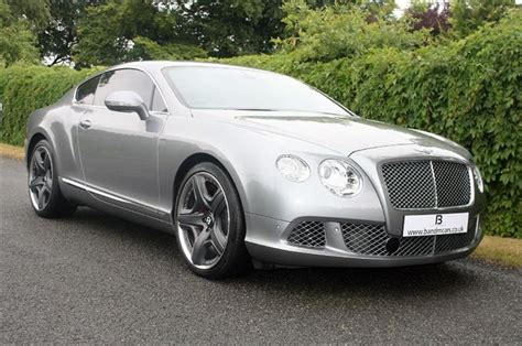 classic bentley continental gt mds for sale classic sports car ref warwickshire