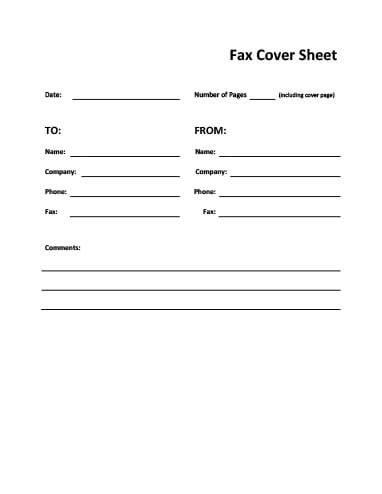 Cute Fax Cover Sheet Sample Of Resume For Accountant Rfp