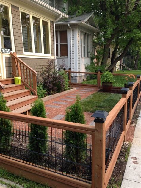 patio fence ideas fantastic and fancy fence design ideas bored
