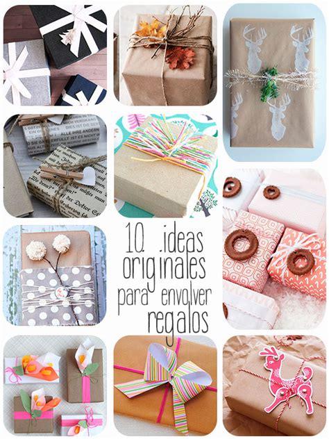 imagenes originales grandes 10 nuevas ideas originales para envolver regalos pequeocio