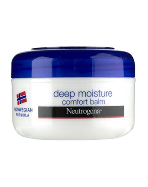 neutrogena comfort cream norwegian formula deep moisture comfort balm neutrogena 174
