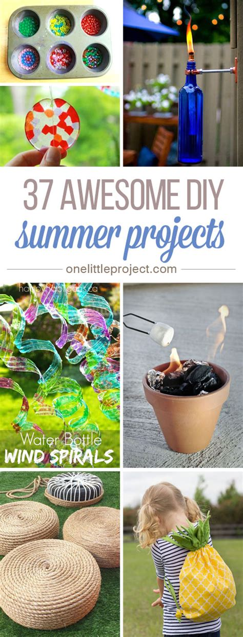 amazing diy crafts 37 awesome diy summer projects summer craft ideas