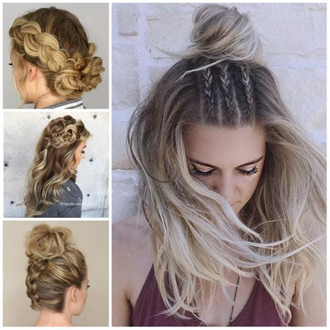 Braided Hairstyles For With Hair by Braided Hairstyles Hairstyles 2017 New Haircuts And Hair