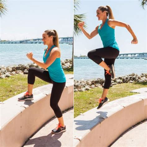 outdoor workout bench total body workout routine with a park bench outdoor