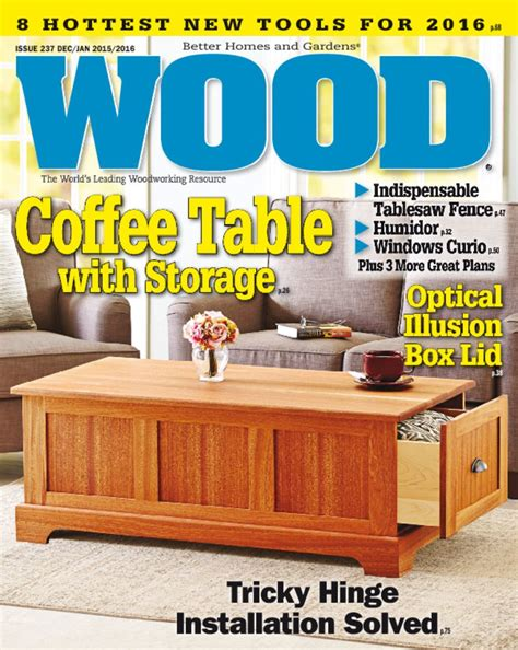 woodwork magazine wood magazine subscription isubscribe co uk