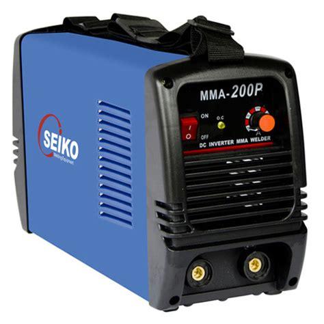 Aiko Set 110 200 dc arc tig mma welding welder igbt inverter new