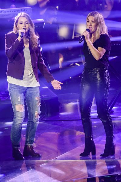 ellie goulding voice ellie goulding photos photos the voice of germany