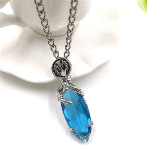 free shipping anime jewelry yuna pendant