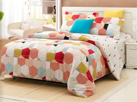 geometric bedding geometric bedding comforter sets duvet covers linen cotton