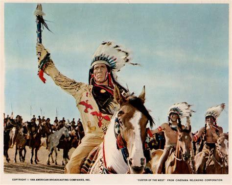 film cowboy contre indien les costumes et peintures de guerre des indiens dans les
