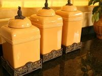 dillards kitchen canisters canisters on kitchen canisters canister sets and glass canisters