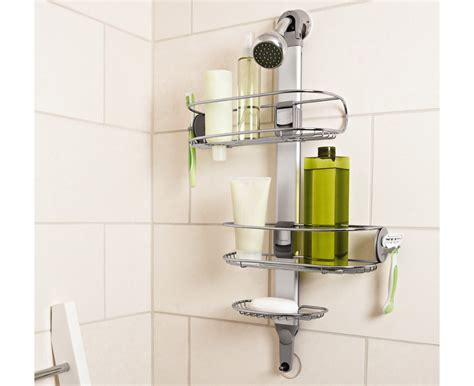 Get Organized Welcome To O Gorman Brothers Bath Fitter Bathroom Shower Organizers