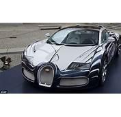 Bugatti Veyron Grand Sport L'Or Blanc — Porcelain Specs